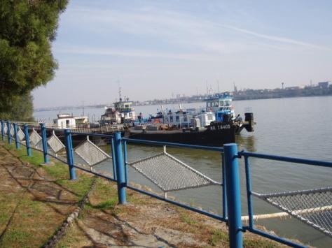 giurgiu-in port